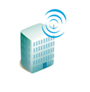 Wireless Building Internet Access